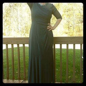 Alex Evening full length dress